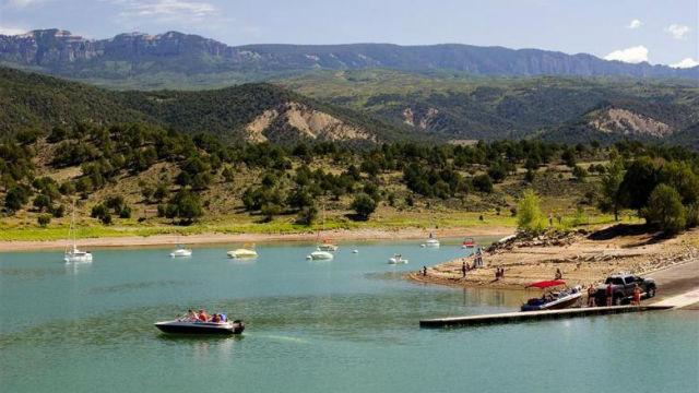 Pueblo West Lake