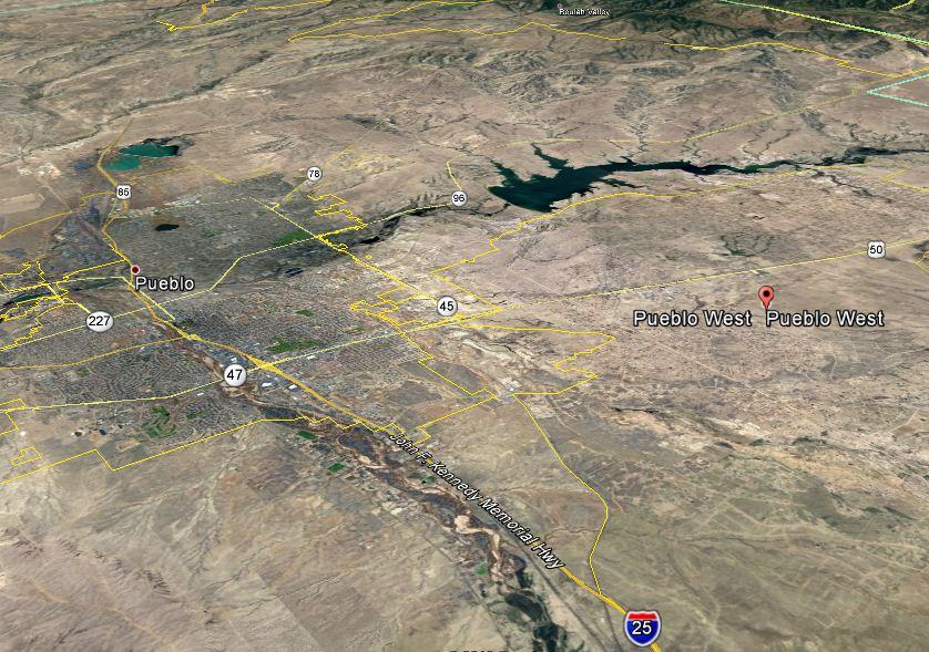 Pueblo West