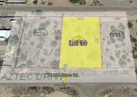 Arizona City Commercial lot