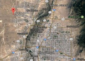 Rio Rancho 1.5 ac. map