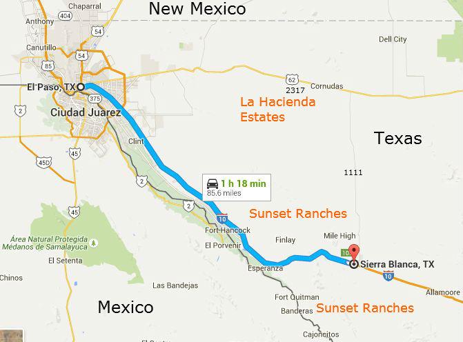 west texas land