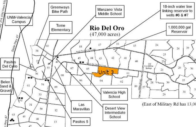 Rio Del Oro Unit 3