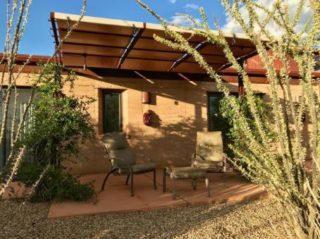 arizona 40 ac. house
