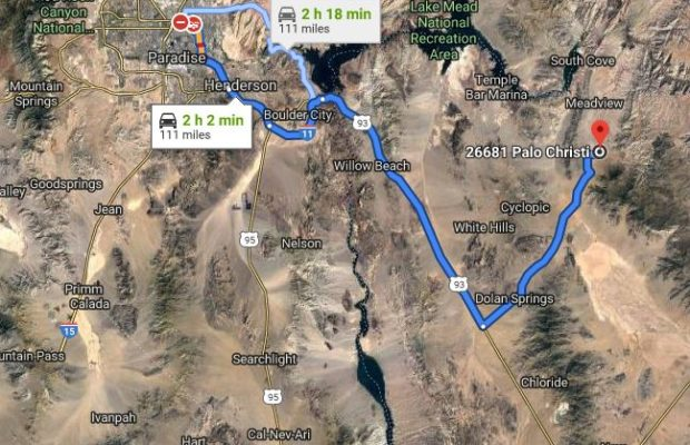 Staggs map Vegas
