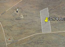 10.74 acres Tierra Grande, NM